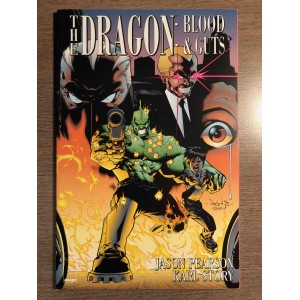 SAVAGE DRAGON TP - THE DRAGON BLOOD AND GUTS - IMAGE (1995)
