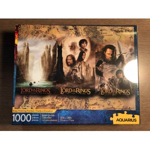 JIGSAW PUZZLE 1000 PCS LORD OF THE RINGS