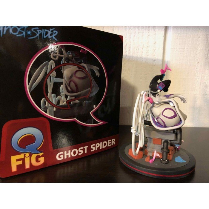 MARVEL HEROES GHOST SPIDER Q-FIG ELITE DIORAMA FIGURINE MARVEL