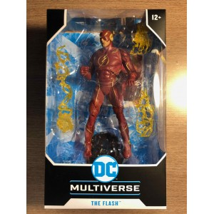 DC MULTIVERSE ACTION FIGURE - INJUSTICE 2 THE FLASH - McFARLANE TOYS DC GAMING WV 3