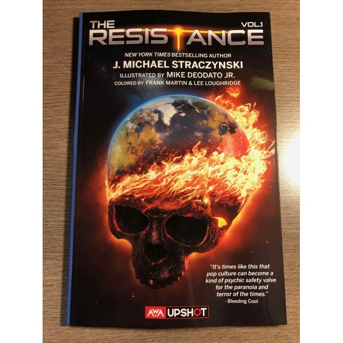 THE RESISTANCE TP VOL. 01 - AWA (2020)