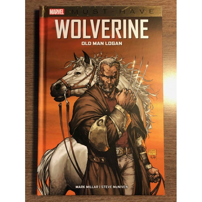 WOLVERINE: OLD MAN LOGAN - COLLECTION MARVEL MUST HAVE - PANINI COMICS (2020)
