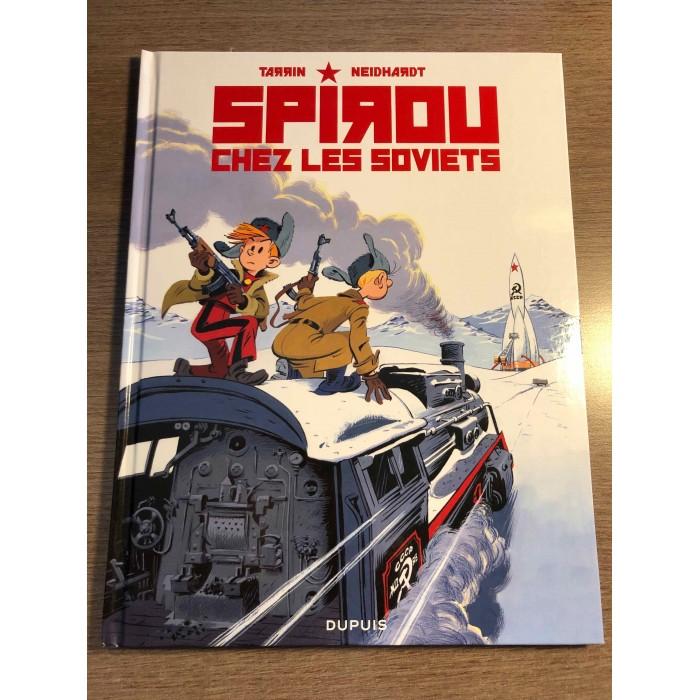 SPIROU CHEZ LES SOVIETS - TARRIN / NEIDHARDT - DUPUIS (2020)