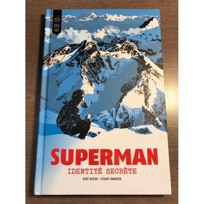 SUPERMAN IDENTITÉ SECRÈTE - ÉDITION 2020 DC BLACK LABEL- URBAN COMICS (2020)