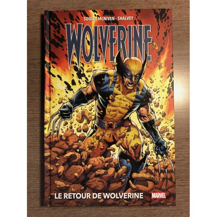 WOLVERINE: LE RETOUR DE WOLVERINE - PANINI COMICS (2020)