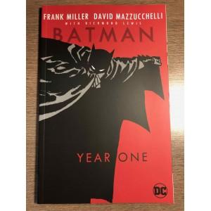 BATMAN YEAR ONE DELUXE SC - DC COMICS