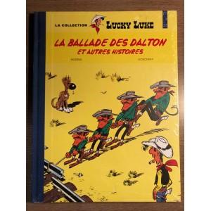 COLLECTION LUCKY LUKE #23 - LA BALLADE DES DALTON ET AUTRES HISTOIRES [TOME 55] - HACHETTE (2020)