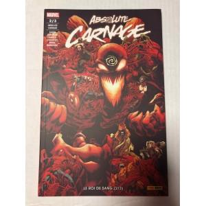 ABSOLUTE CARNAGE #02 (de 3) - SOFTCOVER MENSUEL - PANINI COMICS (2020)