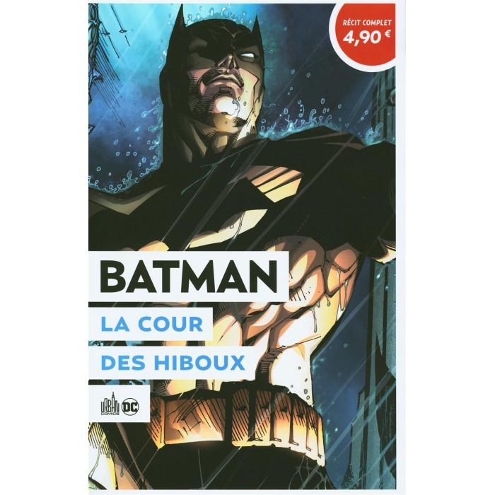 BATMAN: LA COUR DES HIBOUX - OFFRE SPÉCIALE URBAN COMICS (2020)