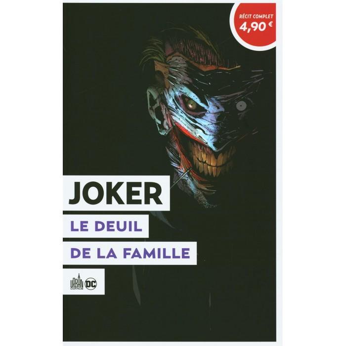 JOKER: LE DEUIL DE LA FAMILLE - OFFRE SPÉCIALE URBAN COMICS (2020)