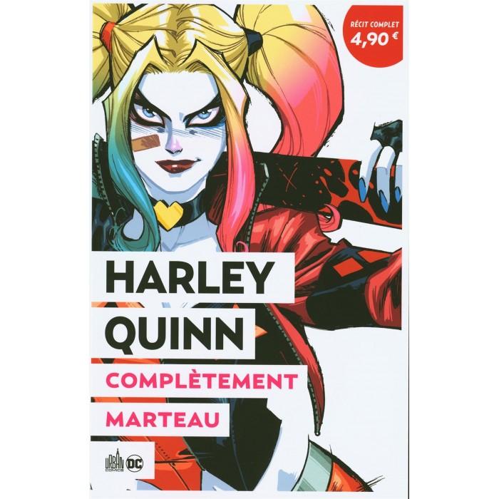 HARLEY QUINN: COMPLÈTEMENT MARTEAU - OFFRE SPÉCIALE URBAN COMICS (2020)