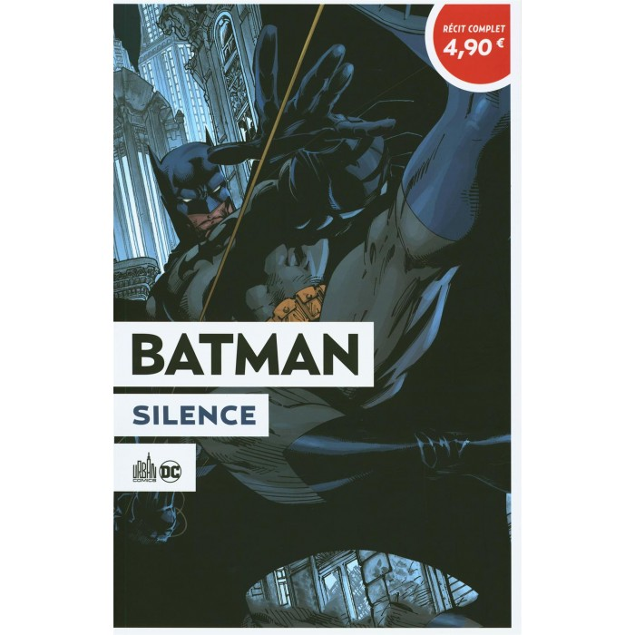 BATMAN: SILENCE - OFFRE SPÉCIALE URBAN COMICS (2020)