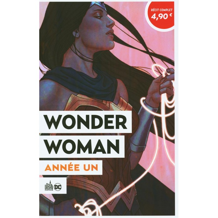 WONDER WOMAN ANNÉE UN - OFFRE SPÉCIALE URBAN COMICS (2020)