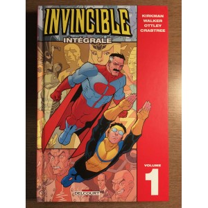 INVINCIBLE - INTÉGRALE VOLUME 1 - DELCOURT (2020)