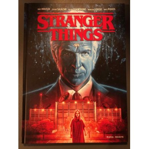 STRANGERS THINGS T02 - SIX - MANA BOOKS (2020) - VERSION FRANÇAISE