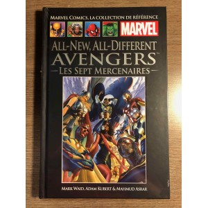 COLLECTION DE RÉFÉRENCE MARVEL TOME 122 - ALL-NEW ALL-DIFFERENT AVENGERS - HACHETTE (2020)