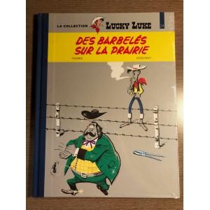 COLLECTION LUCKY LUKE #24 - DES BARBELÉS SUR LA PRAIRIE [TOME 29] - HACHETTE (2020)