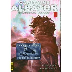 CAPITAINE ALBATOR DIMENSION VOYAGE 10 - KANA (2020)