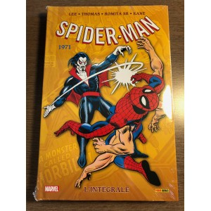 AMAZING SPIDER-MAN - INTÉGRALE 1971 NOUV EDITION - PANINI COMICS (2020)