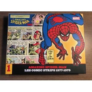 AMAZING SPIDER-MAN: LES COMIC STRIPS 1977-1979 - PANINI COMICS (2020)