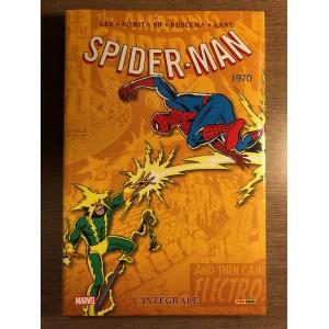AMAZING SPIDER-MAN - INTÉGRALE 1970 NOUV EDITION - PANINI COMICS (2020)