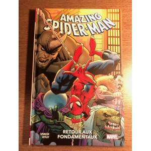 AMAZING SPIDER-MAN T01 - RETOUR AUX FONDAMENTAUX - PANINI COMICS (2020)