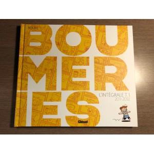 BOUMERIES L'INTÉGRALE TOME 1: 2011-2012 - BOUM - GLÉNAT (2020)
