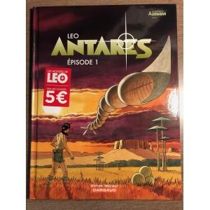 ANTARÈS ÉPISODE 1 [LES MONDES D'ALDEBARAN CYCLE 3] - LEO - DARGAUD (2020) PRIX DÉCOUVERTE