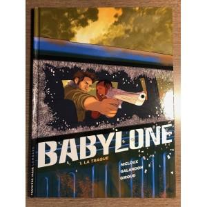 BABYLONE 01: LA TRAQUE - LE LOMBARD (2020)