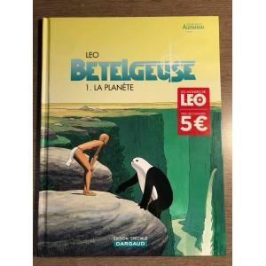 BÉTELGEUSE TOME 1: LA PLANÈTE [LES MONDES D'ALDEBARAN CYCLE 2] - LEO - DARGAUD (2020) PRIX DÉCOUVERTE