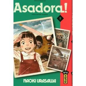 ASADORA! T02 - KANA (2020)