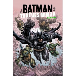 BATMAN ET LES TORTUES NINJA: FUSION  -  URBAN COMICS (2020)