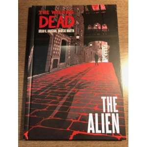 WALKING DEAD ALIEN HC - IMAGE COMICS (2020)