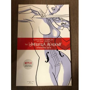 UMBRELLA ACADEMY TP VOL. 1 - APOCALYPSE SUITE - DARK HORSE