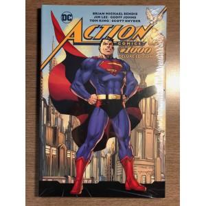 ACTION COMICS #1000 HC DELUXE EDITION - DC COMICS (2018)