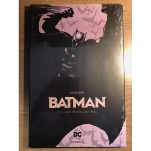 BATMAN: THE DARK PRINCE CHARMING HC ENGLISH EDITION - MARINI - DARGAUD / DC COMICS (2018)