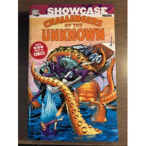 DC SHOWCASE - CHALLENGERS OF THE UNKNOWN VOL. 1 TP - 1ST PRINTING (2006)