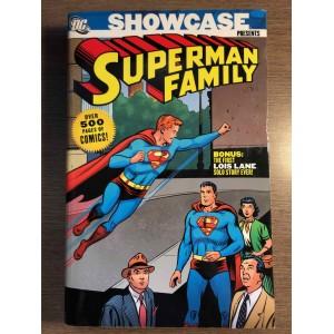 DC SHOWCASE - SUPERMAN FAMILY VOL. 1 TP - 1ST PRINTING (2006)