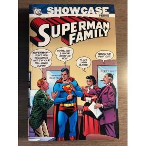 DC SHOWCASE - SUPERMAN FAMILY VOL. 2 TP - 1ST PRINTING (2008)