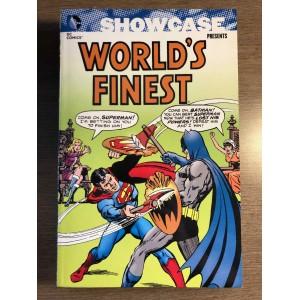 DC SHOWCASE - WORLD'S FINEST TP VOL. 4 - 1ST PRINTING (2012)