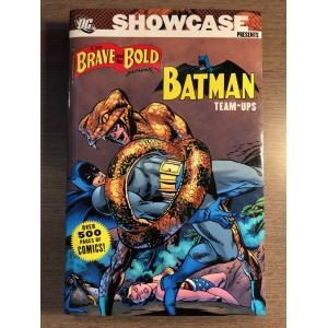 DC SHOWCASE - BRAVE AND THE BOLD VOL. 1 TP - 1ST PRINTING (2007)