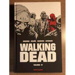 WALKING DEAD PRESTIGE VOLUME 14 - DELCOURT (2020)