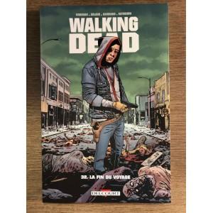 WALKING DEAD TOME 32: LA FIN DU VOYAGE - DELCOURT (2019)