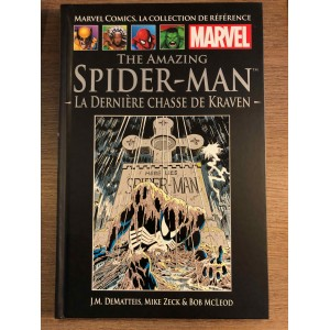 COLLECTION DE RÉFÉRENCE MARVEL TOME 10 - SPIDER-MAN: LA DERNIÈRE CHASSE DE KRAVEN - HACHETTE (2015)