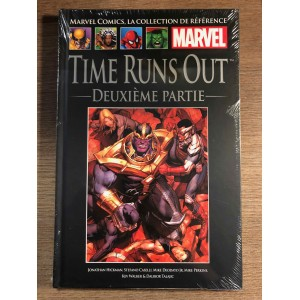 COLLECTION DE RÉFÉRENCE MARVEL TOME 108 - TIMES RUNS OUT 2e PARTIE - HACHETTE (2020)
