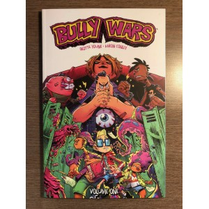 BULLY WARS TP - SKOTTIE YOUNG - IMAGE COMICS (2019)