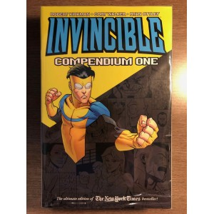 INVINCIBLE COMPENDIUM VOL. 1 - IMAGE COMICS