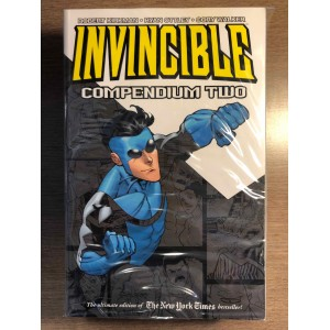 INVINCIBLE COMPENDIUM VOL. 2 - IMAGE COMICS