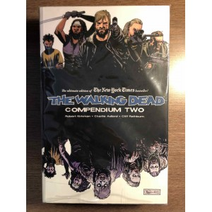 WALKING DEAD COMPENDIUM VOL. 2 - IMAGE COMICS