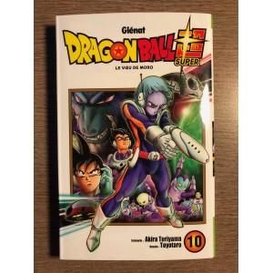 DRAGON BALL SUPER T10 - GLÉNAT (2020)
